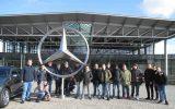 Besuch im Mercedes-Benz-Werk Bremen