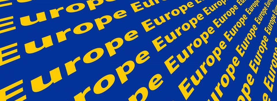 Europa ist uns wichtig!