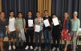 Viele tolle Ergebnisse bei der Prüfung zum Deutschen Sprachdiplom (DSD)