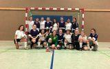 Unsere Damen holen einen tollen 2. Platz bei der Fußballhallenmeisterschaft