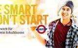 Be smart, don´t start!